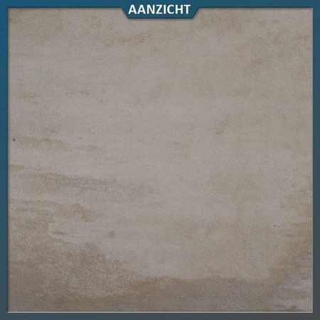 Keramische tegel Delft 60x60x2 cm