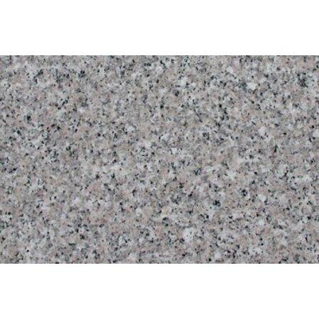 Graniet tegel rose gevlamd 40x40x3