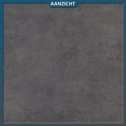 Keramische tegel Grafit 40x80x2 centimeter