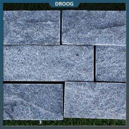 Stapelblok Graniet Antraciet 40x16x8 cm