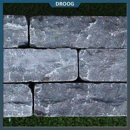 Stapelblok Chinees Hardsteen getrommeld 40x16x8 cm