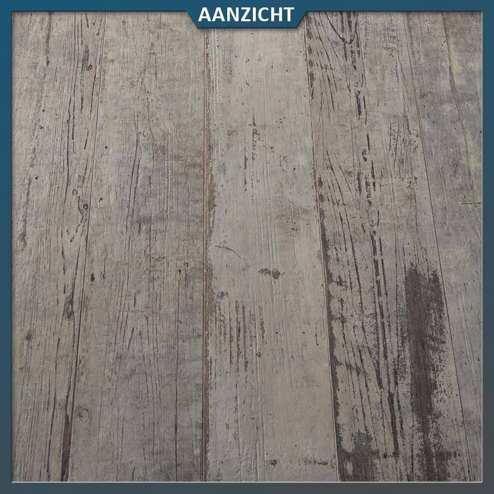 Keramische tegel houtlook oud grijs 40x120x2 cm - Tegel voor geloofwaardigheid ...