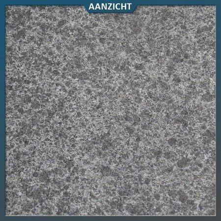 Basalt G684 Gevlamd/geborsteld 120x60x1,5 cm