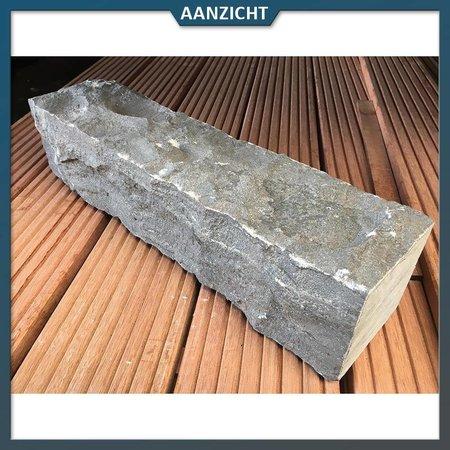 Chinees hardsteen Palissade 50x12x12 cm