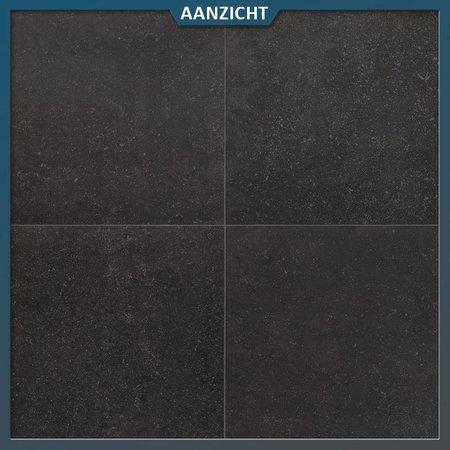 Geoceramica Impasto Negro 60x60x4 cm Tuintegel