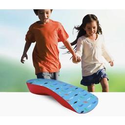 FootActive Kids, 3/4 steunzolen voor kindervoetjes