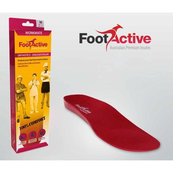 FootActive Workmate inlegzool