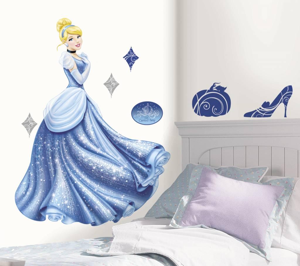 Disney Muursticker Assepoester