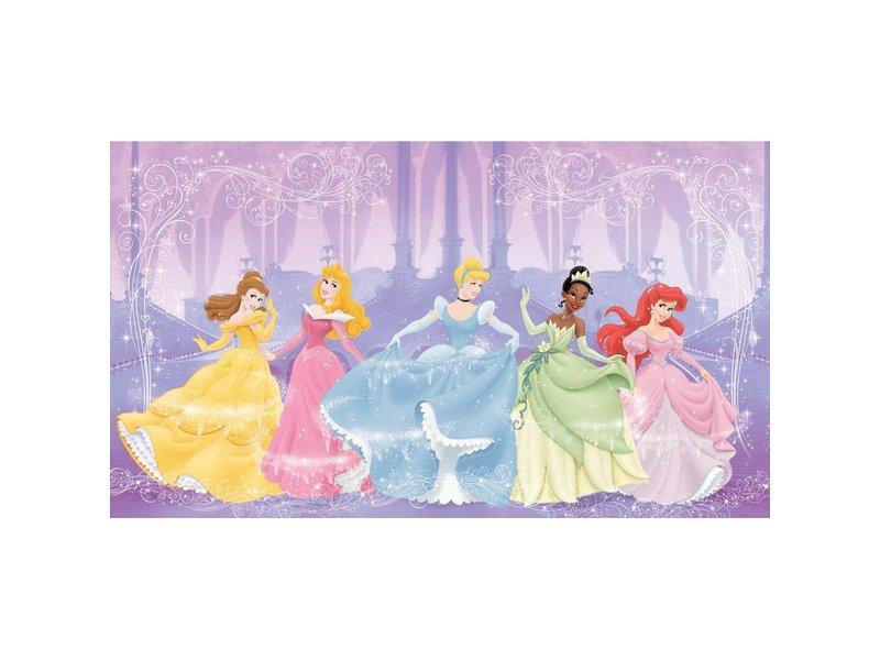 Muursticker Disney Princess XXL - Muurstickerdirect.nl