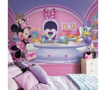 Stickerbehang Minnie Mouse muursticker