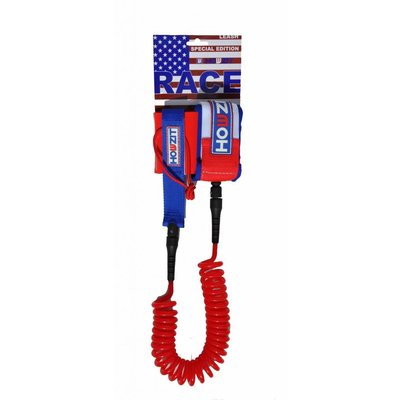 Howzit leash coiled USA