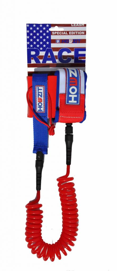 Howzit leash coiled USA