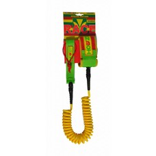 Howzit leash coiled Hawaii