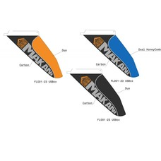 Makani Fins KAWA new model