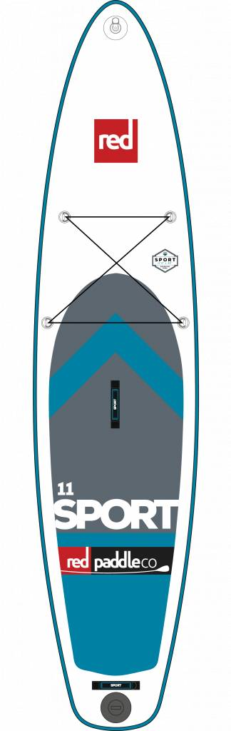 "Red Paddle Co Red Paddle 11'0"" Sport"