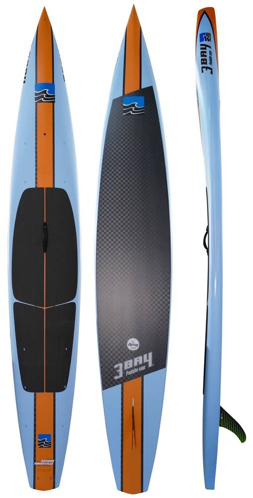 "3Bay 3Bay 14'0"" Extrem flatwater"