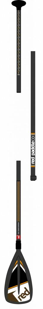 Red Paddle Co Red Paddle Carbon Nylon 3-piece leverlock