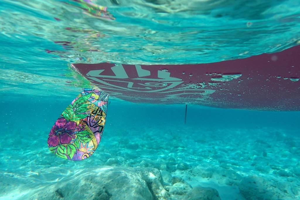 Starboard Starboard Enduro Tiki Tech 3-delig 2018