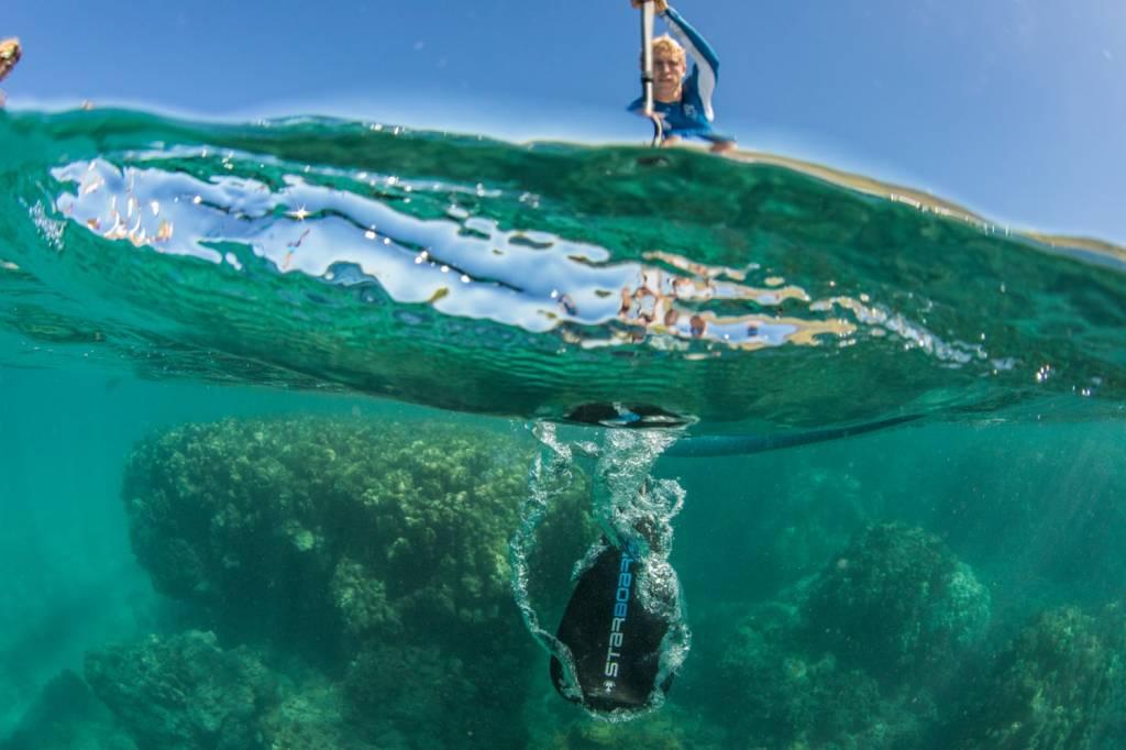Starboard Starboard Enduro Tiki Tech Sonni WAVE  2-delig 2018