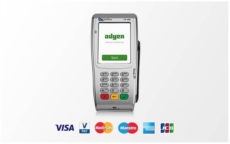 Adyen VX680 Payment terminal