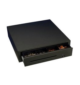 Cash Drawer BMC EC-410 BLACK 4B8C/FIX-PL GP-RJ12-1.8M/BT-DG