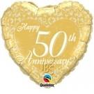 Ballon '50 jaar getrouwd'