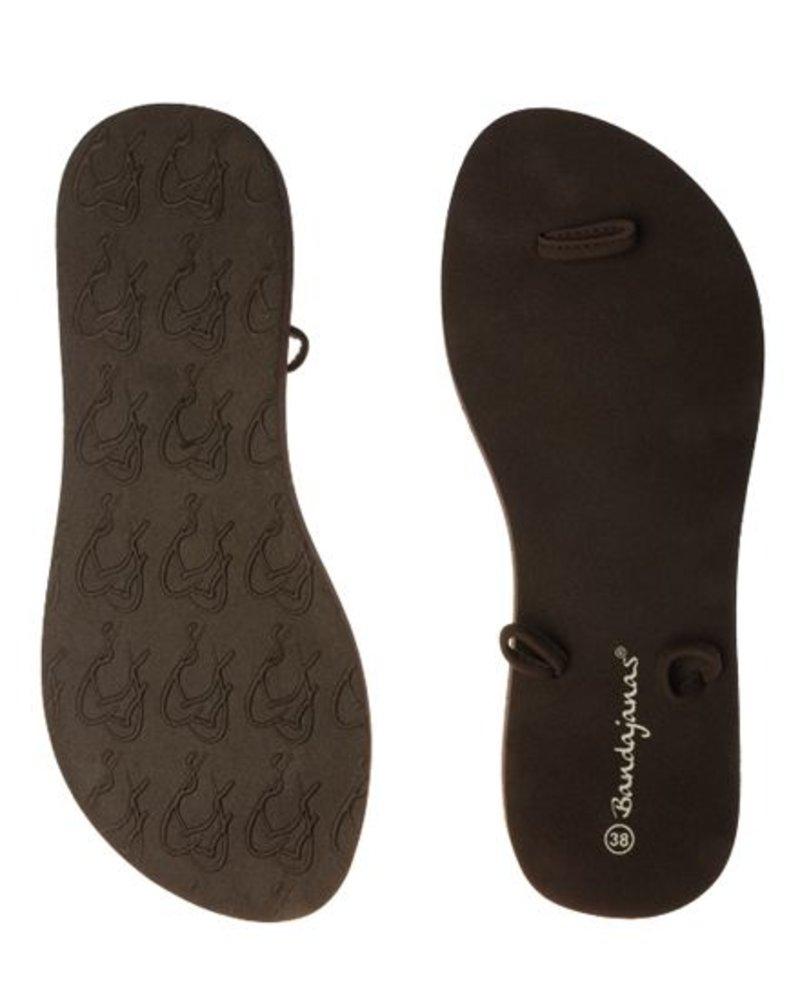 Slipper brown