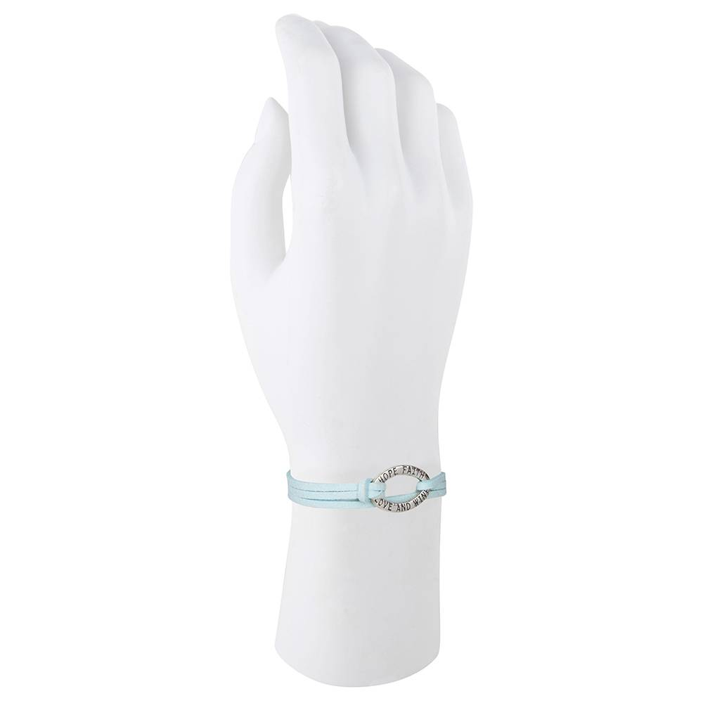 Be Bandalicious Silber- Baby Blue