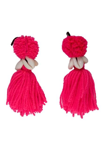 Bandajanas Pompom Strawberry  set