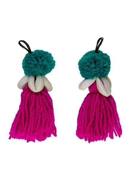 Bandajanas Pompom Very Cherry set