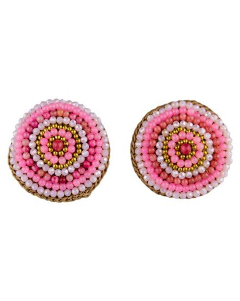 Bandajanas Boho chick pink/gold