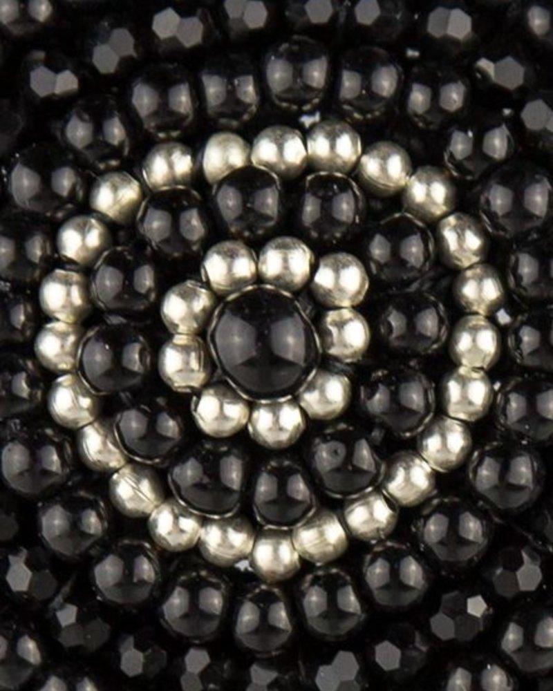 Bandajanas Boho chick black / silver