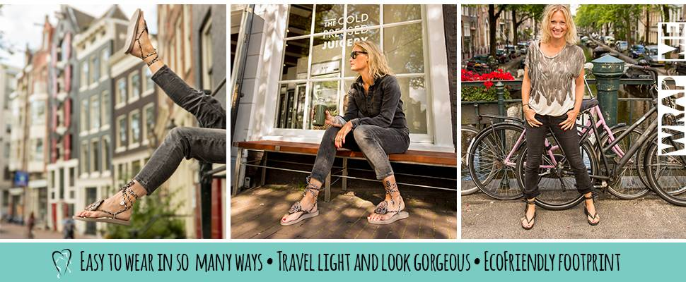 Travel light and look gorgeous