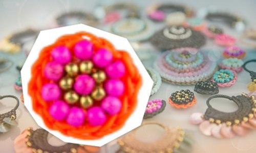 Blooming, bloemrijke accessoires voor jouw Bandajanas slippers