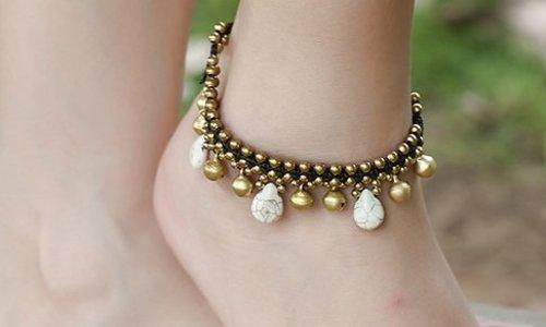 Bracelets & ankle strap