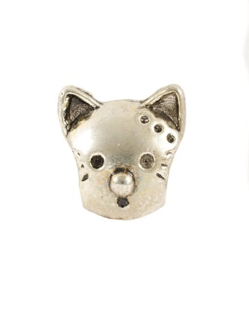 Bandajanas Slipperbedel, Cat head