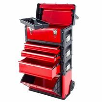 Gereedschapstrolley rood FX10729