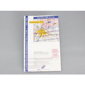 ICAO Karten Ausgabe 2015 - foliert