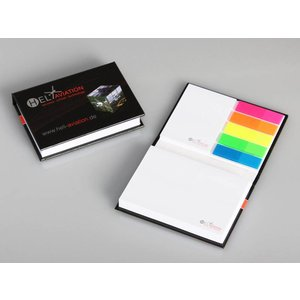Notepad A8 with PostIt