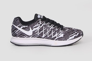 Zoom Air Pegasus 32 Black White Print