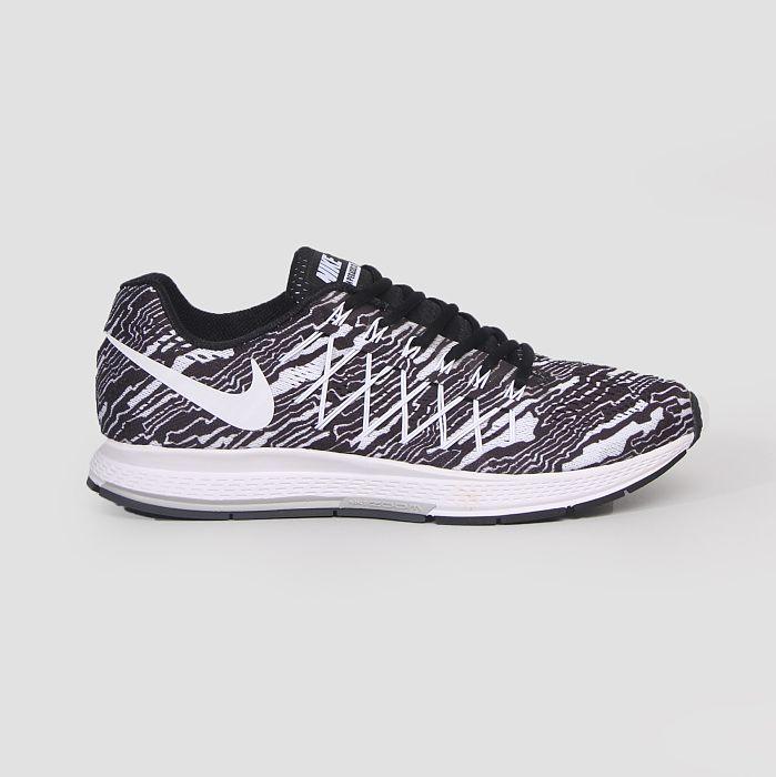 Nike Zoom Air Pegasus 32 Black White Print