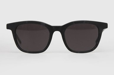 A Scandinavian in NY Sunglasses Bits Of Black