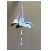Wind Eagle Eye spiegelpyramide hangend