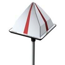 Motoraangedreven Eagle Eye spiegelpyramide