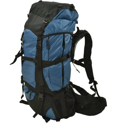 R-WAY BACKPACK RUGTAS BLAUW 65+10 LITER
