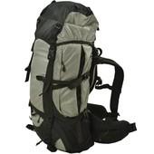 Backpack Aanbieding Rugzak Grijs 75 Liter 77x36x27cm