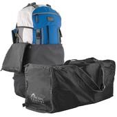 Active Leisure Flightbag Tas Zwart tot 110 Liter 35X35X90cm