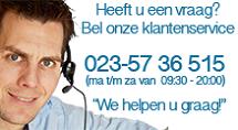 Neem gerust contact met ons op!