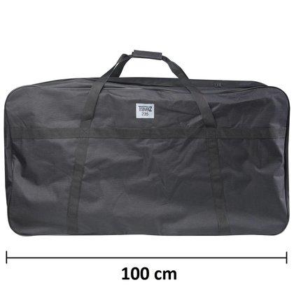 XXXXL Reistas 100cm Zwart