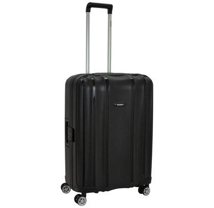 Enrico Benetti Durham Tsa Koffer Medium Zwart